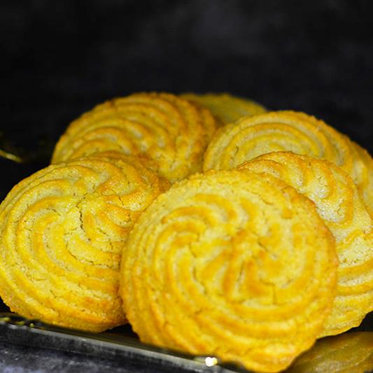 Αμυδαλωτά και διάφορα μπισκότα